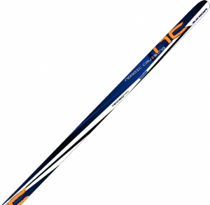 Kinder Langlaufski TecnoPro Langlaufski NC Junior (Skilänge 150 cm (ca. 44 52kg), 900 blau gelb)