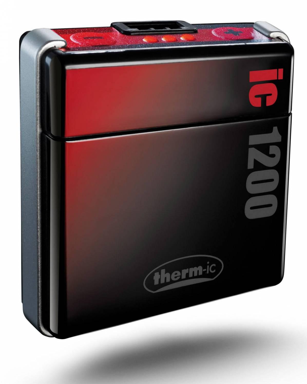 Therm-ic Akku SmartPack ic 1200 (Farbe: schwarz/rot/silber (EU)) jetztbilligerkaufen