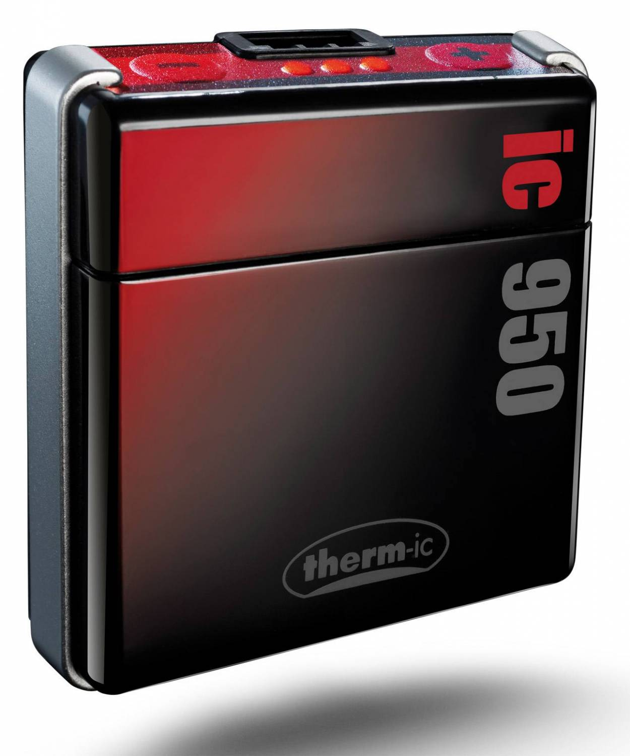 Terpe Angebote Therm-ic SmartPack ic 950 (Farbe: schwarz/rot/silber (EU))
