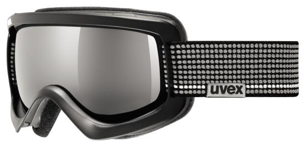 Kröppen Angebote uvex Skibrille Sioux Polavision HD (Farbe: 2526 anthracite/black mat , spheric polavision double lens litemirror silver (S2))