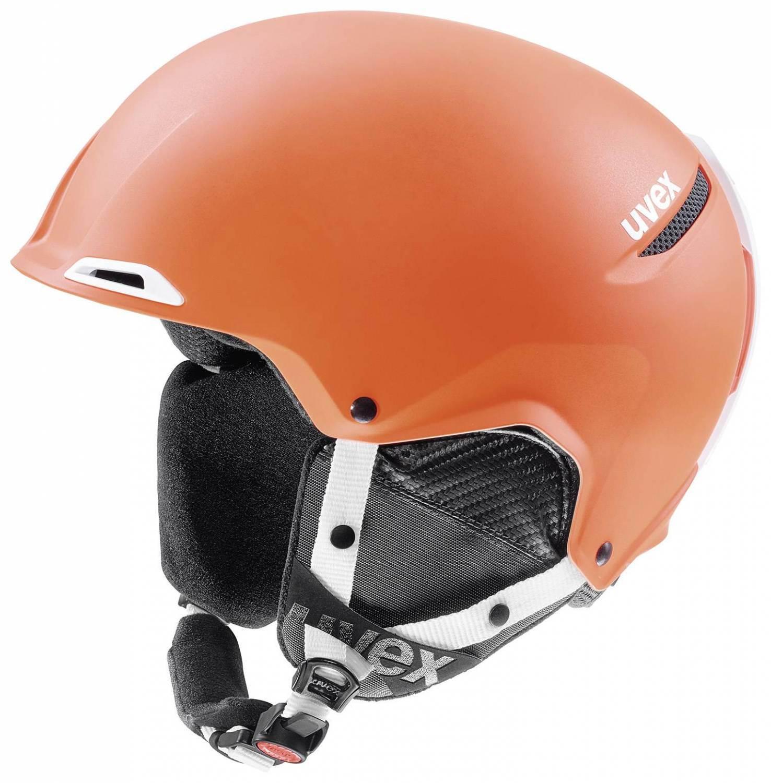uvex JAKK+ Skihelm (Größe: 52-55 cm, 80 orange ...