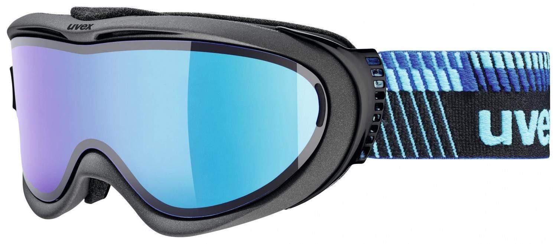 uvex-comanche-take-off-polavision-brillentr-auml-ger-skibrille-farbe-4030-anthracite-mat-mirror-b