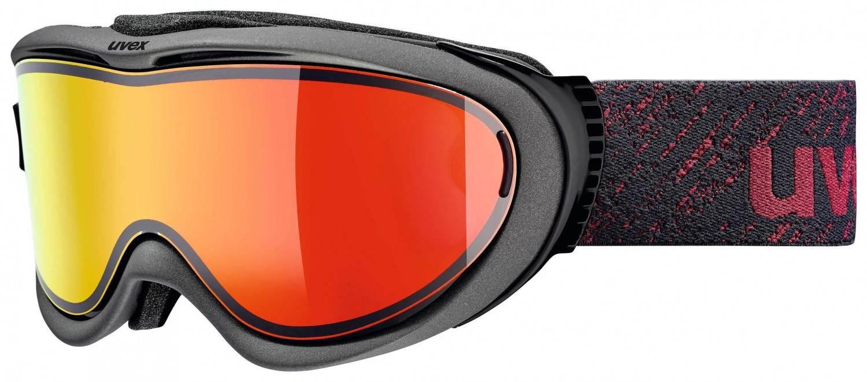 uvex-comanche-take-off-polavision-brillentr-auml-ger-skibrille-farbe-5030-anthracite-mat-mirror-r