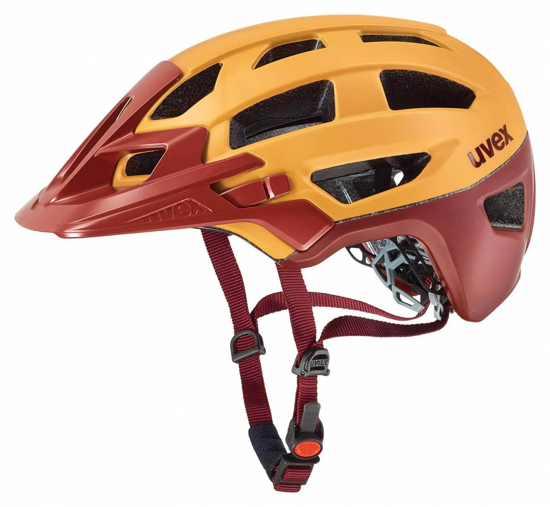 uvex Finale Mountainbike Fahrradhelm Größe 56 61 cm 03 orange red