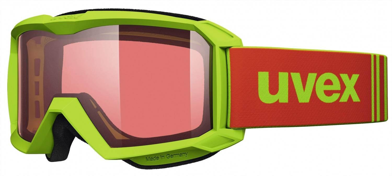Guteborn Angebote uvex Flizz Stimu Lens Kinderskibrille (Farbe: 7022 lightgreen mat, relax)