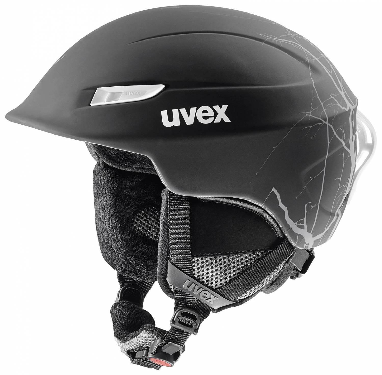 uvex Gamma Skihelm (Größe: 57-60 cm, 21 black flash mat) Sale Angebote