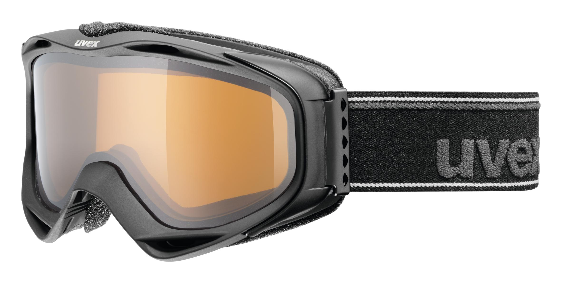 uvex-g-gl-300-polavision-brillentr-auml-gerskibrille-farbe-2221-black-mat-polavision-brown-clear-, 49.90 EUR @ sportolino-de