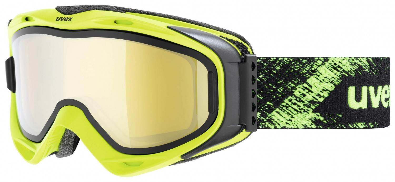 uvex-g-gl-300-take-off-brillentr-auml-gerskibrille-farbe-7026-lime-mat-mirror-gold-lasergold-lite