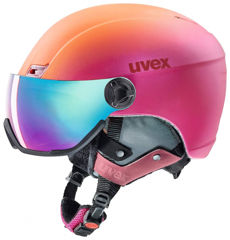 uvex-hlmt-400-visor-style-skihelm-gr-ouml-szlig-e-53-58-cm-90-pink-orange-met-mat-