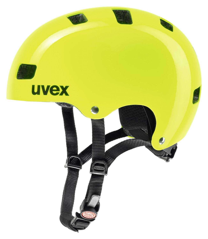Schmogrow-Fehrow Angebote uvex HLMT 5 Bike Radhelm (Größe: 58-61 cm, 05 neon lime)