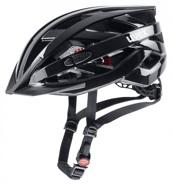 uvex i-vo 3D Fahrradhelm (Größe: 52-57 cm, 02 black) Preisvergleich