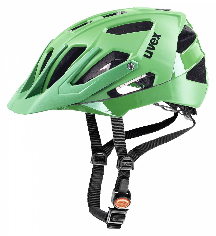 uvex Quatro Fahrradhelm Größe 52 57 cm 09 green mat shiny