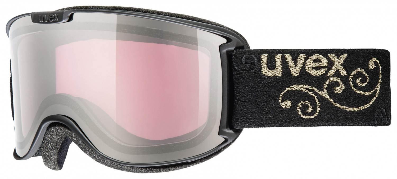 uvex-skyper-skibrille-litemirror-farbe-2226-black-mat-litemirror-gold-rose-